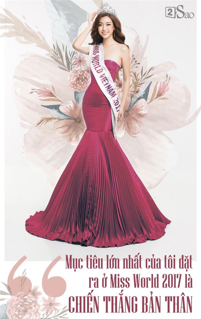 Hoa hậu Mỹ Linh: Tôi tự tin với khả năng tiếng Anh của mình tại Miss World 2017-4
