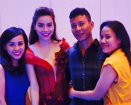 Chân dung người chị dâu cùng tuổi, cùng sành điệu và xinh đẹp của ca sĩ Hồ Ngọc Hà - Ảnh 3.