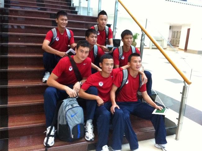 Dang Van Lam tung bi duoi khoi HAGL va bi nhac nho o U19 Viet Nam hinh anh 1