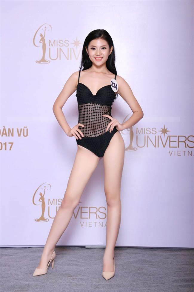 Ảnh bikini nóng bỏng của thí sinh Hoa hậu Hoàn vũ Việt Nam - Ảnh 5.