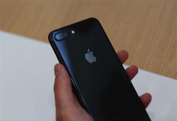Cụm camera kép trên iPhone 8 Plus