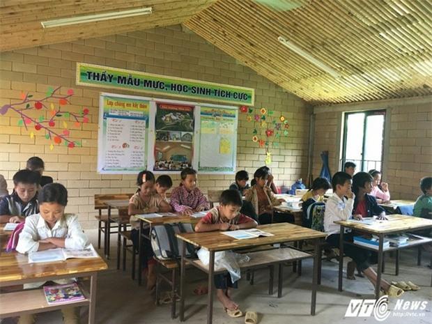 Hiệu trưởng Tiểu học Lũng Luông: Bịa đặt trường chỉ 30 học sinh làm thầy cô quá chạnh lòng - Ảnh 3.