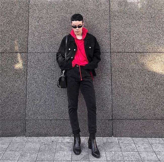 Cứ đen - trắng mà diện, street style của Kỳ Duyên vươn lên top sao mặc đẹp nhất tuần này-10