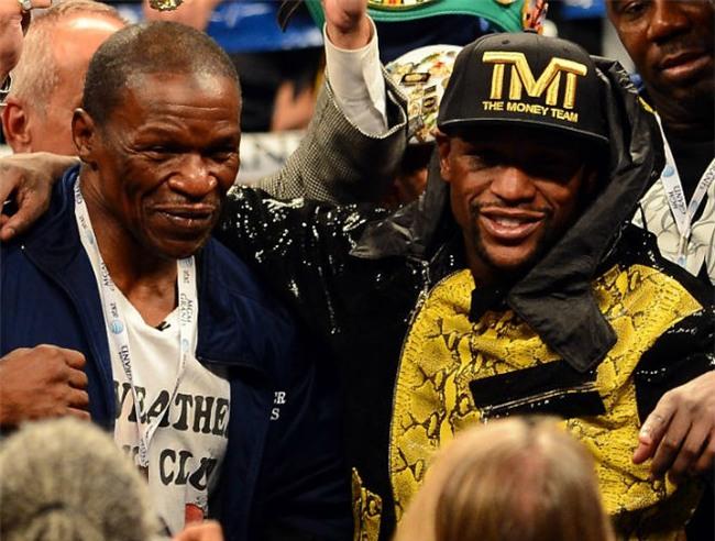 Boxing: Độc cô cầu bại Floyd Mayweather giải nghệ, làm thầy dạy võ? - Ảnh 3.