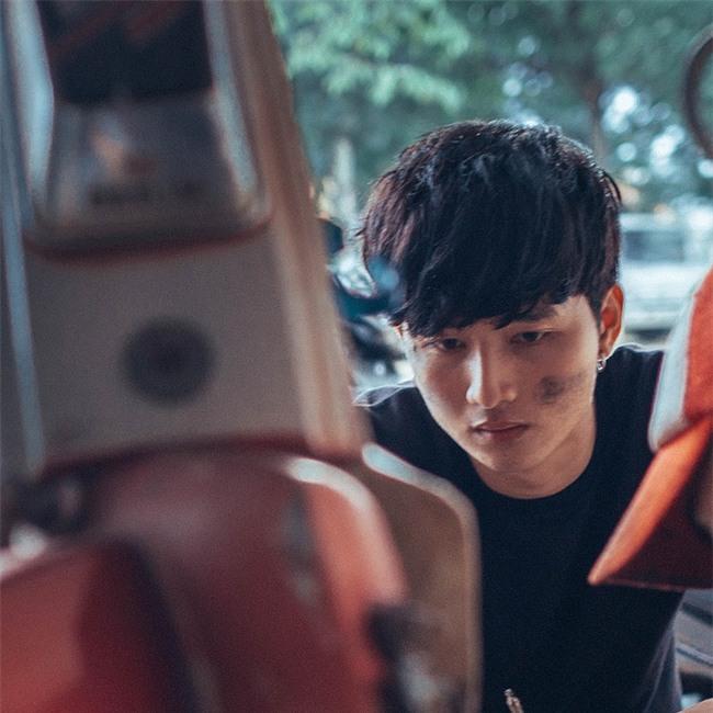 Sự thật về anh chàng sửa xe máy điển trai ở Đắk Lắk được dân mạng tìm kiếm  - Ảnh 3.