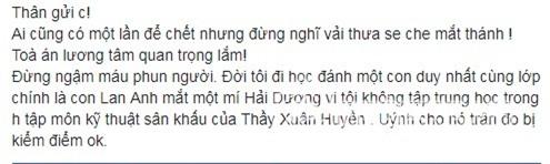 Trang Trần, người mẫu Trang Trần, vợ Xuân Bắc,chuyện làng sao,sao Việt
