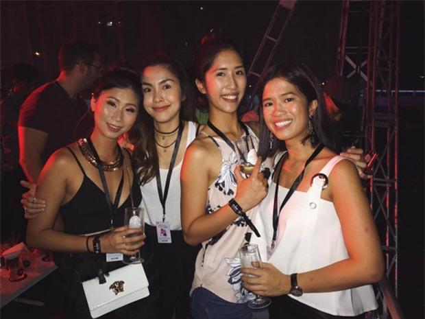 Tăng Thanh Hà xuất hiện trong sự kiện The Chainsmokers, ủng hộ em chồng sau sự cố Ariana hủy show - Ảnh 6.