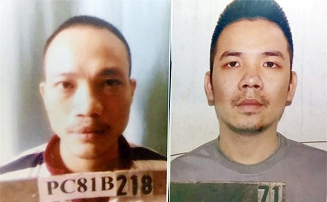 Vụ hai tử tù trốn khỏi nơi giam giữ: Người cho mượn xe máy phạm tội gì? - Ảnh 1.