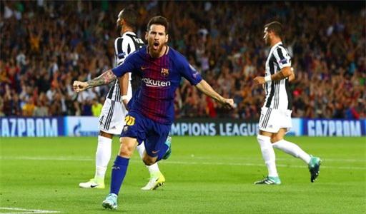 Messi rực sáng trước Juventus