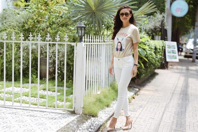 Kỳ Duyên, Khánh Linh The Face đọ hàng hiệu trong street style tuần qua - Ảnh 5.