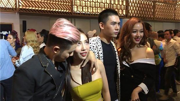 Thanh Duy bị chỉ trích vì bàn tay hư hỏng trên vòng 1 Hằng BingBoong-1