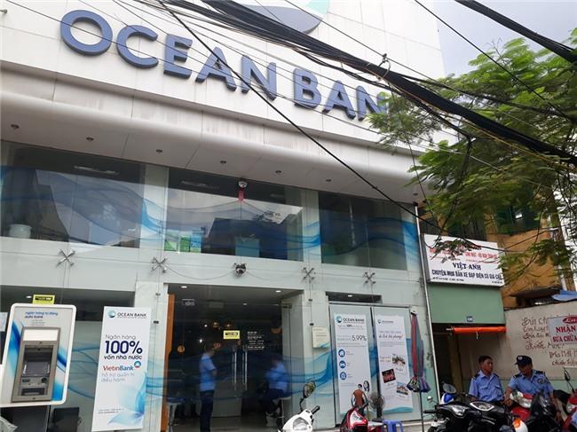 giám đốc ngân hàng, sếp ngân hàng, OceanBank, vắng mặt bất thường, Ngân hàng Đại Dương