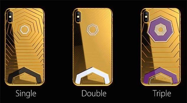 iPhone X, giới siêu giàu, smartphone