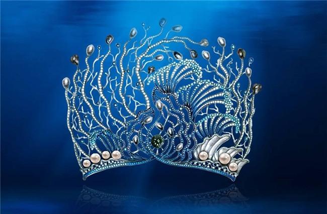 Những chiếc vương miện đắt xắt ra miếng của dàn hoa hậu Việt Nam-2