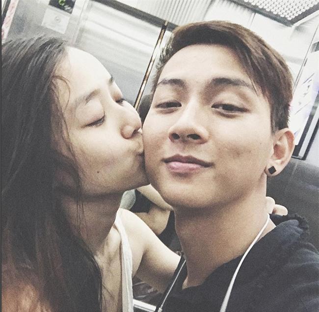 Hoài Lâm gửi lời nhắn nhủ đến bạn gái khi chuyện tình yêu nhận quá nhiều chỉ trích - Ảnh 3.