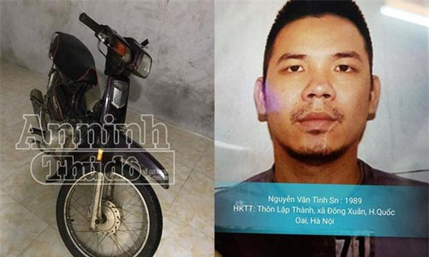 Cận mặt tử tù Nguyễn Văn Tình khi bị bắt trên đường trốn chạy - Ảnh 5.