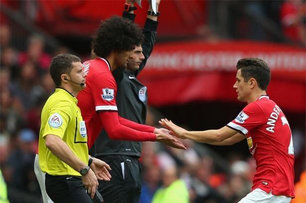 Ander Herrera hay Fellaini sẽ được sử dụng thay thế Pogba?
