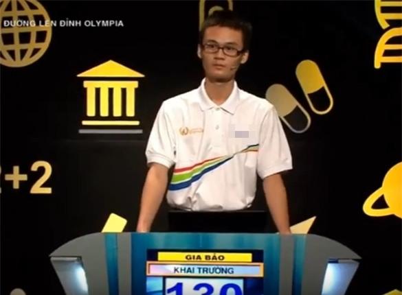 Chàng trai được mệnh danh thắng không đối thủ tại Olympia năm thứ 18-3