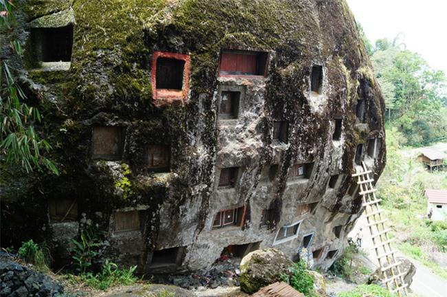 Đào mộ, thay áo mới cho xác chết: Đây chính là một tập tục rùng rợn nhất tại Indonesia - Ảnh 10.