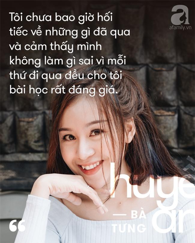 Bà Tưng - Huyền Anh: Muốn nổi tiếng nhờ hở bạo, hãy nhìn tôi khi đó và cả hiện tại để biết mình nên làm gì - Ảnh 12.