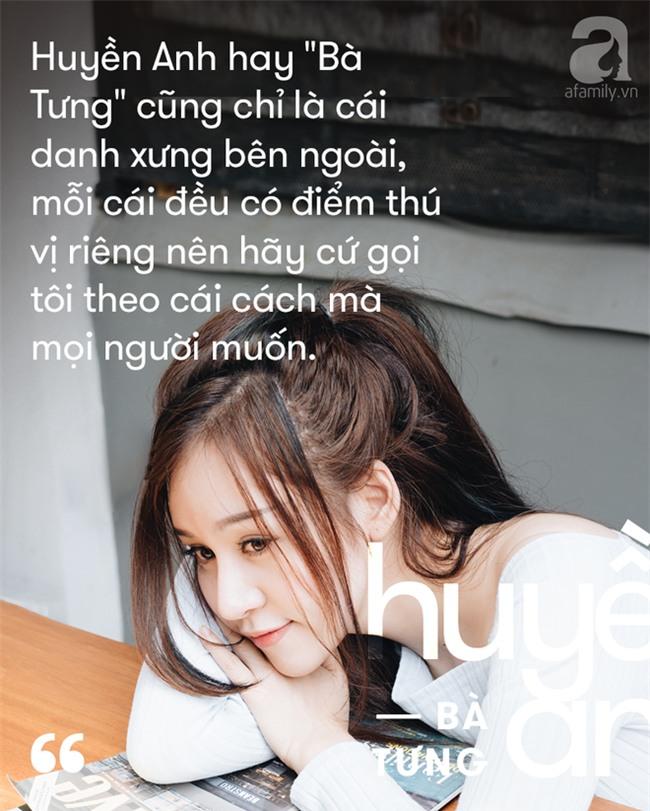 Bà Tưng - Huyền Anh: Muốn nổi tiếng nhờ hở bạo, hãy nhìn tôi khi đó và cả hiện tại để biết mình nên làm gì - Ảnh 13.