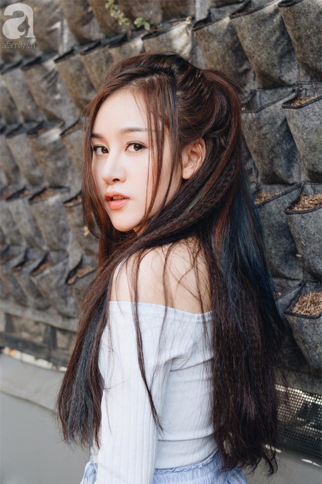 Bà Tưng - Huyền Anh: Muốn nổi tiếng nhờ hở bạo, hãy nhìn tôi khi đó và cả hiện tại để biết mình nên làm gì - Ảnh 10.