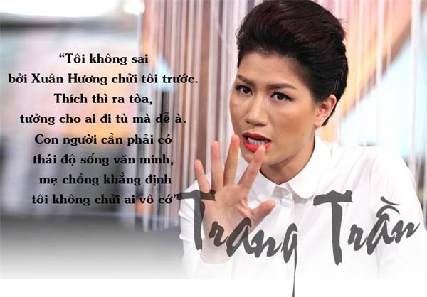 Những lần Trang Trần ngứa miệng khiến cả anti-fan lẫn sao Việt đều chỉ biết... câm nín-5