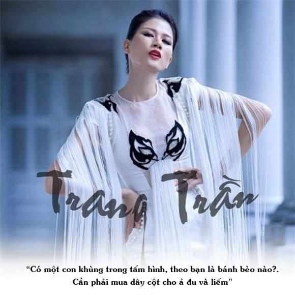 Những lần Trang Trần ngứa miệng khiến cả anti-fan lẫn sao Việt đều chỉ biết... câm nín-6