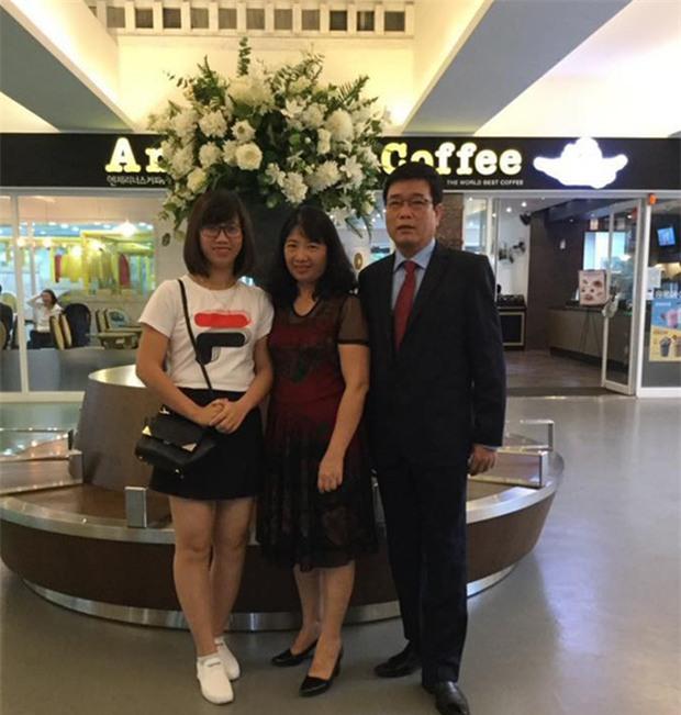 Xuân Trường tươi như hoa bên gia đình tại Hàn Quốc - Ảnh 2.