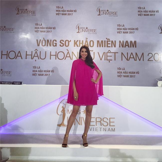 Hoa hậu Phạm Hương đang bị áo dáng cape mê hoặc trong mọi lần xuất hiện-8