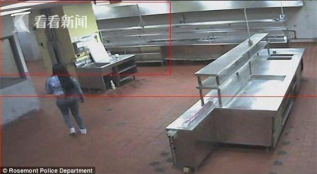 Đột ngột mất tích sau bữa tụ tập cùng bạn bè, thiếu nữ 19 tuổi được tìm thấy chết cóng trong tủ lạnh của nhà bếp khách sạn - Ảnh 4.