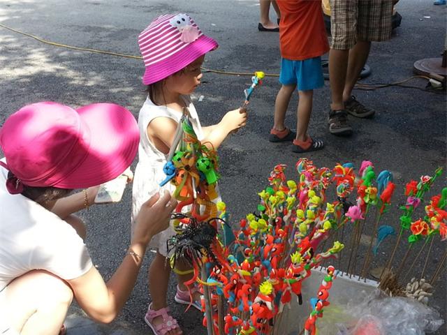 Tết Trung thu, đồ chơi, tò he, đồ chơi truyền thống