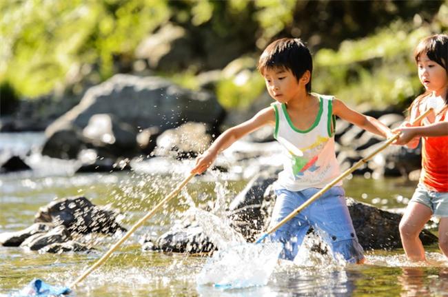 Hóa ra cha mẹ Nhật mang cả âm dương ngũ hành để dạy con. Thảo nào trẻ lại thông minh đến vậy - Ảnh 7.