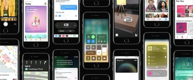iOS 11 đã chính thức ra mắt, nhanh tay cập nhật đi bạn ơi! - Ảnh 1.