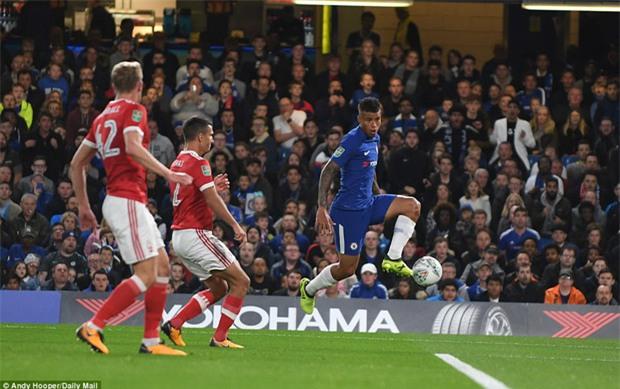 Chelsea thắng đậm, hiên ngang vào vòng 4 Cúp Liên đoàn - Ảnh 4.
