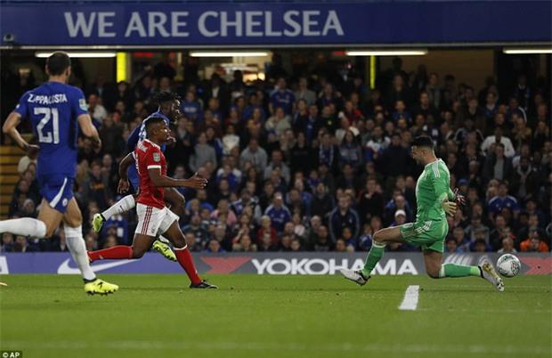 Chelsea thắng đậm, hiên ngang vào vòng 4 Cúp Liên đoàn - Ảnh 5.