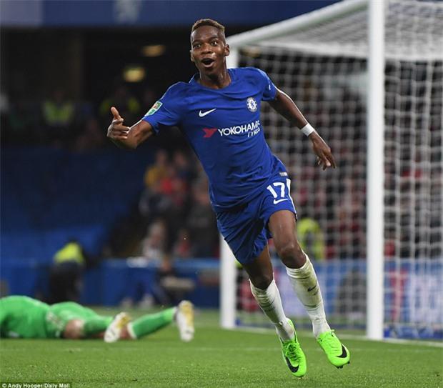 Chelsea thắng đậm, hiên ngang vào vòng 4 Cúp Liên đoàn - Ảnh 6.