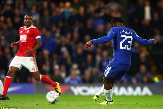 Chelsea thắng đậm, hiên ngang vào vòng 4 Cúp Liên đoàn - Ảnh 7.
