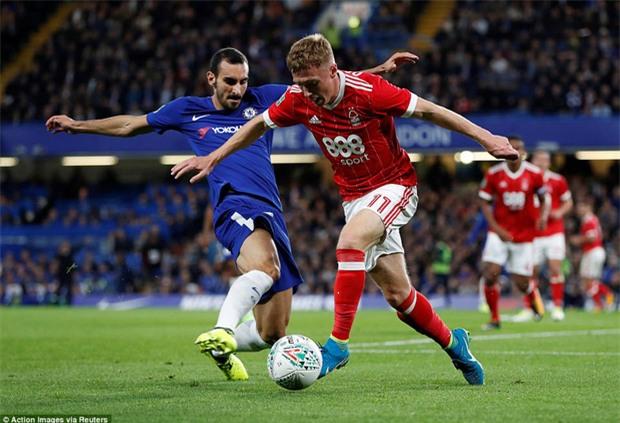Chelsea thắng đậm, hiên ngang vào vòng 4 Cúp Liên đoàn - Ảnh 9.