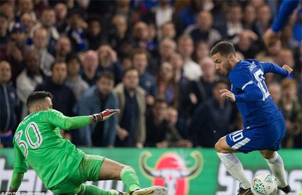 Chelsea thắng đậm, hiên ngang vào vòng 4 Cúp Liên đoàn - Ảnh 10.