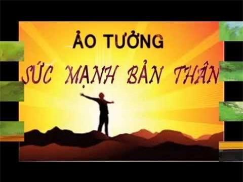 ao tuong suc manh