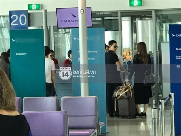Vừa trở về từ Paris, Hà Hồ - Kim Lý tiếp tục bị bắt gặp diện đồ đôi cùng nhau lên đường sang New York - Ảnh 8.