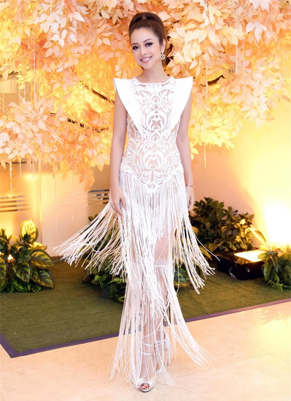 Dàn Hoa hậu - Á hậu thi nhau chiếm spotlight sao mặc đẹp trên thảm đỏ tuần này-2