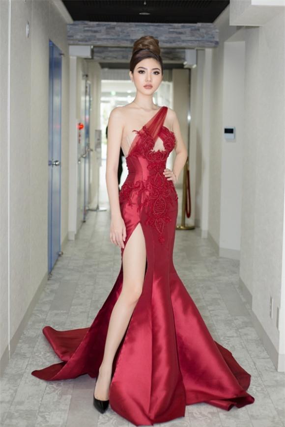 Dàn Hoa hậu - Á hậu thi nhau chiếm spotlight sao mặc đẹp trên thảm đỏ tuần này-4