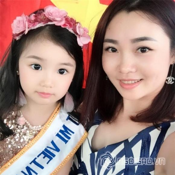 công chúa châu Á, Bảo Anh, người mẫu nhí,đời sống trẻ