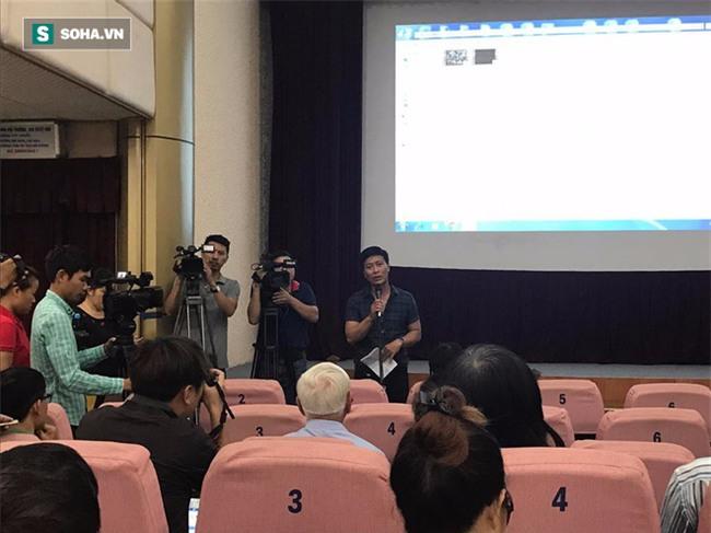 Các nghệ sĩ nổi tiếng đau đớn, bật khóc trước nguy cơ Hãng phim Việt Nam bị xóa sổ - Ảnh 2.