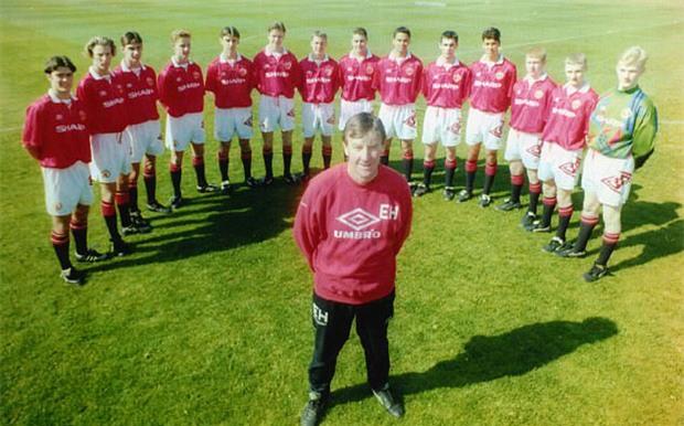 Beckham và đồng đội Thế hệ vàng 92 của Man Utd đến thăm thầy cũ lâm bệnh - Ảnh 4.