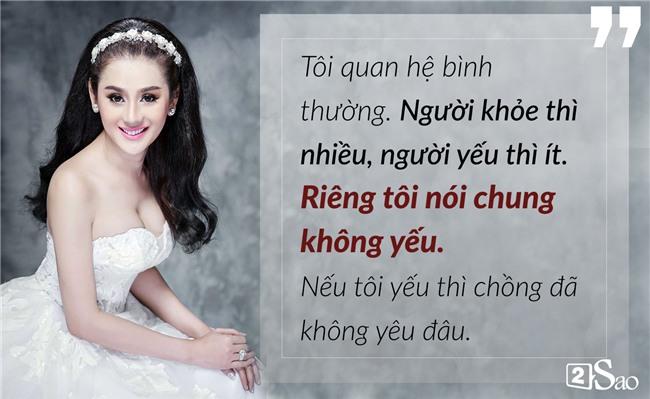 Tuyển tập phát ngôn sóc tận óc của mỹ nhân chuyển giới Lâm Khánh Chi-9