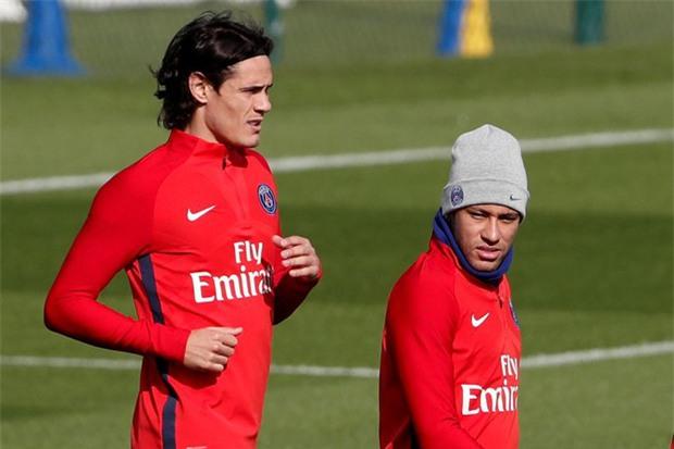 Neymar muối mặt xin lỗi đồng đội sau lùm xùm tranh đá penalty với Cavani - Ảnh 2.