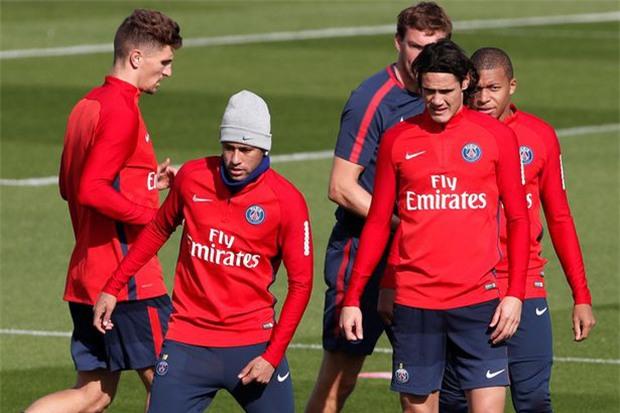 Neymar muối mặt xin lỗi đồng đội sau lùm xùm tranh đá penalty với Cavani - Ảnh 3.